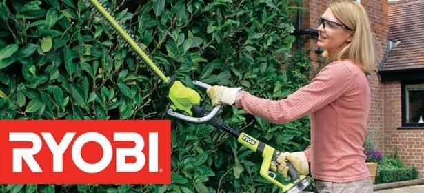 ryobi hedge trimmer review