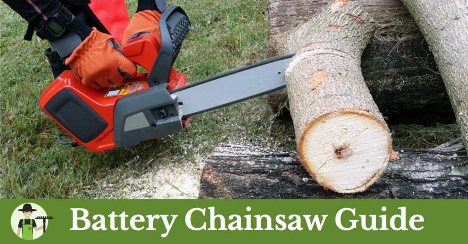 battery chainsaw reviews