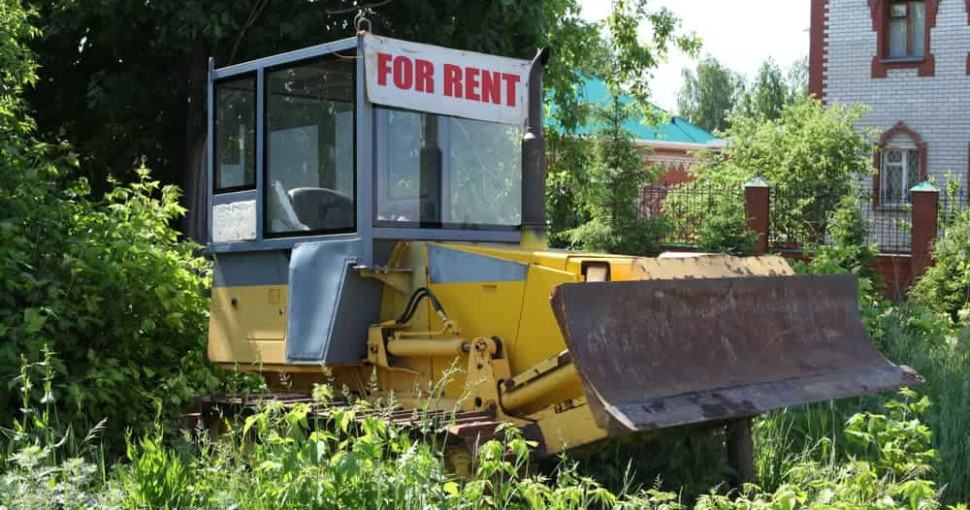 can you rent a wood chipper