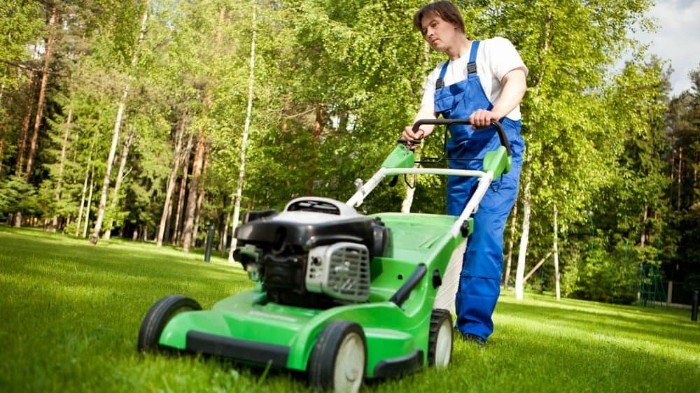 best cheap lawn mower for hills