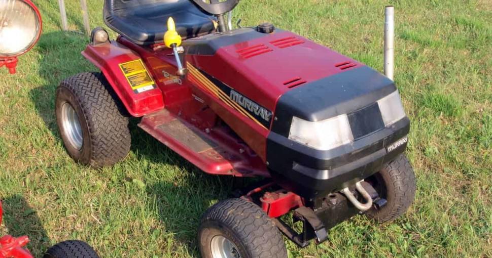 murray lawn mowers