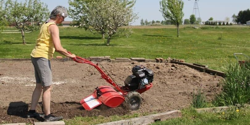 how to choose a garden tiller