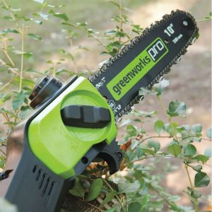 greenworks pro cordless chainsaw