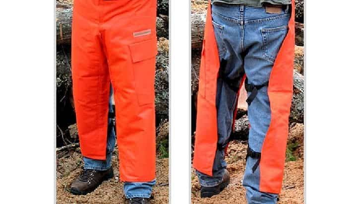 forester chainsaw chaps review