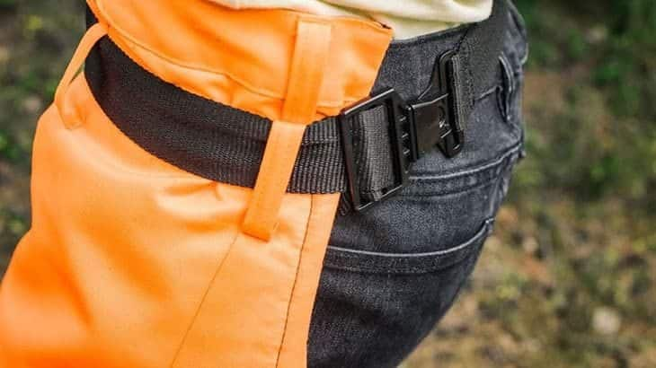 husqvarna chainsaw chaps review