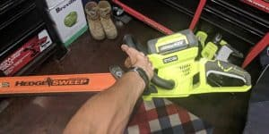 ryobi hedge trimmer reviews