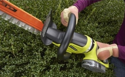 All Ryobi Hedge Trimmers Reviewed - ProGardenTips
