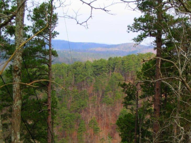 Ouachita Mountains Hot Springs National Park Arkansas