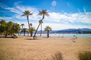 A breathtaking view at Lake Havasu Arizona