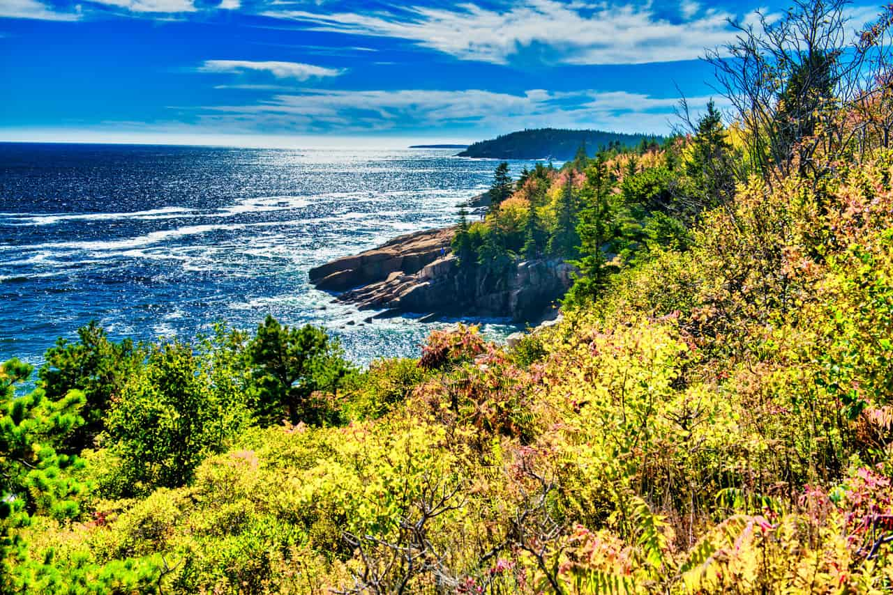 Acadia National Park Maine