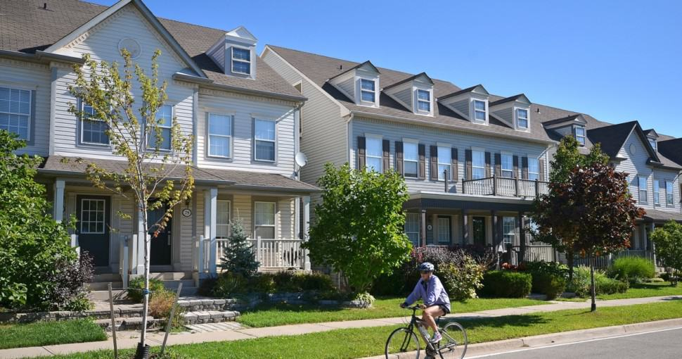Oakville River Oaks Community Ontario Canada