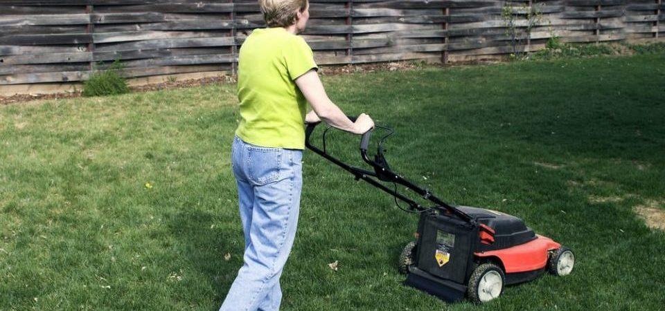 medium battery powered lawn mowers